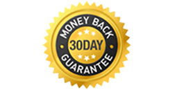 A 30–Day Money–Back Guarantee